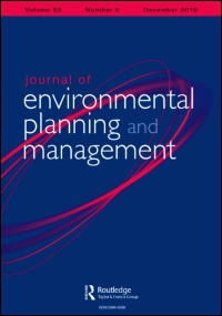 Journal of Environmental Planning and Management